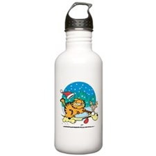 Odie Reindeer Stainless Water Bottle 1.0L