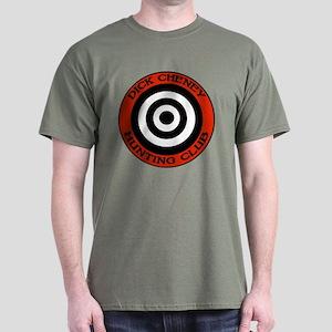 Dick Cheney Hunting Club Dark T-Shirt