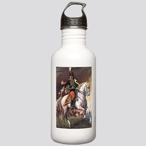 Hussar Stainless Water Bottle 1.0L