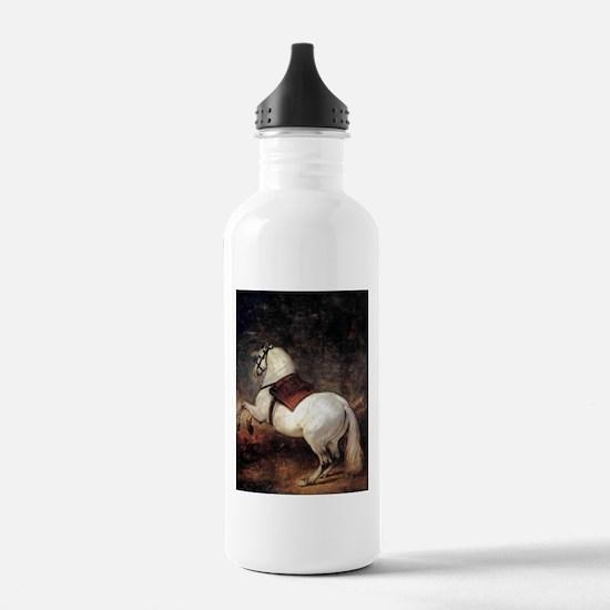 White Horse Sports Water Bottle
