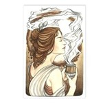 Alphonse Mocha Postcards (Package of 8)