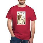Alphonse Mocha Dark T-Shirt