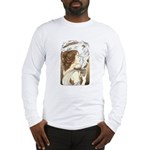 Alphonse Mocha Long Sleeve T-Shirt