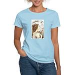 Alphonse Mocha Women's Light T-Shirt