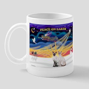 X-Sunrise-2 Siamese (P1) Mug