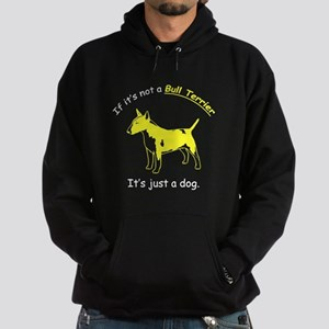 Bull Terrier 1 Hoodie (dark)