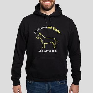 Bull Terrier 2 Hoodie (dark)