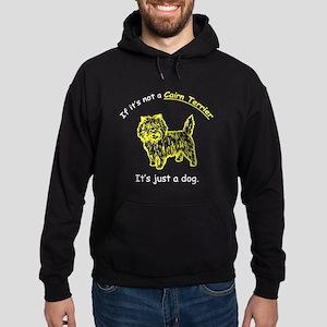 Cairn Terrier Hoodie (dark)