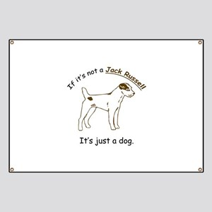 Jack Russell Banner