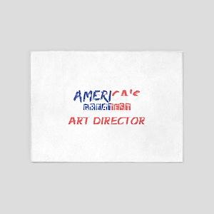America's Greatest Art Director 5'x7'Area Rug