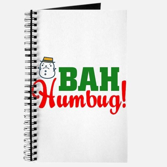 Bah Humbug! Journal