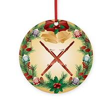 Bassoon Christmas Music Tree Ornament
