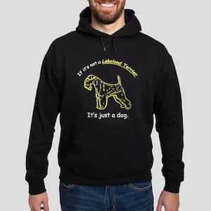 Lakeland Terrier Hoodie (dark)