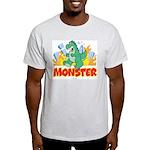 Monster Ash Grey T-Shirt