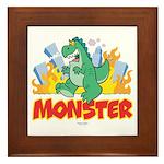 Monster Framed Tile