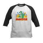 Monster Kids Baseball Jersey