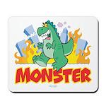 Monster Mousepad