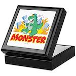 Monster Keepsake Box