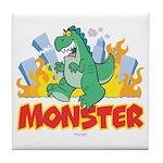 Monster Tile Coaster