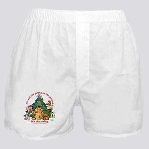 It's The Loving Boxer Shorts