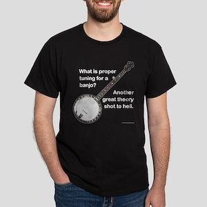 proper tuning Dark T-Shirt