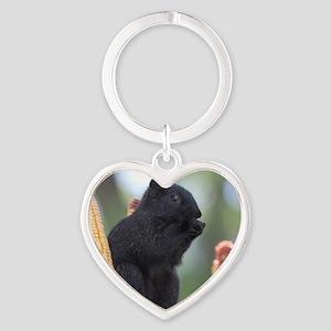 Black squirrel Keychains
