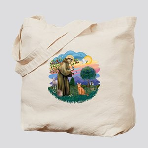 StFran(f)-Abyssin. (rd) Tote Bag