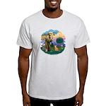 StFran(f)-Abyssin. (rd) Light T-Shirt