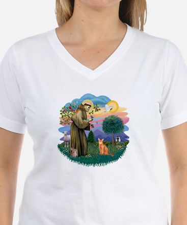 StFran(f)-Abyssin. (rd) Shirt
