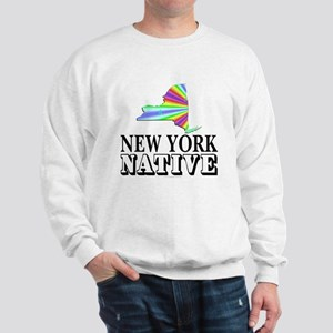 New York native Sweatshirt