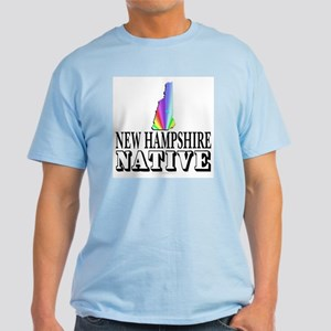 New Hampshire native Light T-Shirt