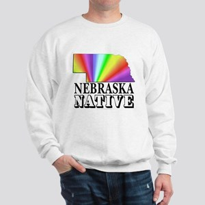 Nebraska native Sweatshirt
