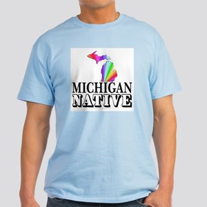 Michigan native Light T-Shirt