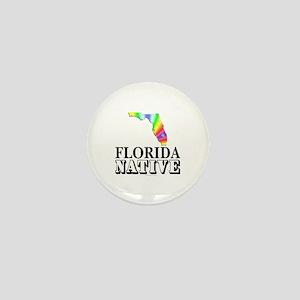 Florida native Mini Button