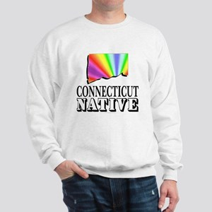 Connecticut native Sweatshirt