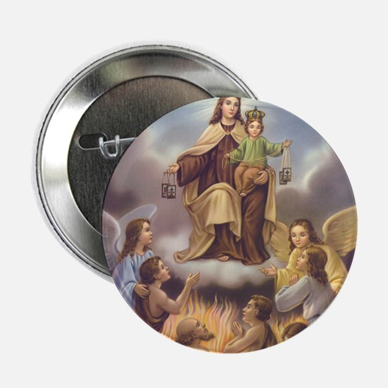 """Our Lady of Mt. Carmel 2.25"""" Button (10 pack)"""