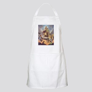 Our Lady of Mt. Carmel BBQ Apron