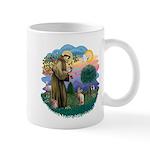 St Francis - Sphynx (fawn) Mug