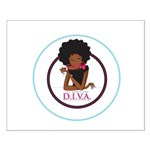 All About You Diva Posters Small Poster
