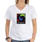 GNHCC Women's V-Neck T-Shirt