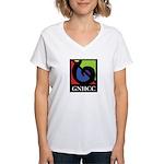 GNHCC Women's V-Neck T-Shirt