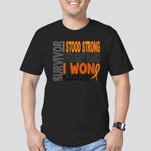 Survivor 4 Leukemia Shirts and Gifts T-Shirt