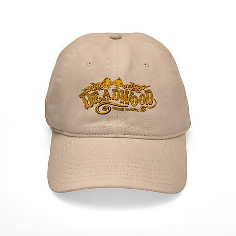 Deadwood Saloon Cap