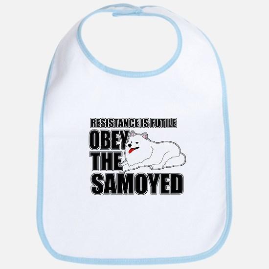 Samoyed Bib