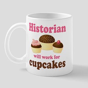 Funny Historian Mug