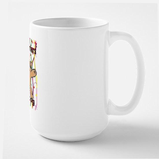 Party Wheaten Large Mug
