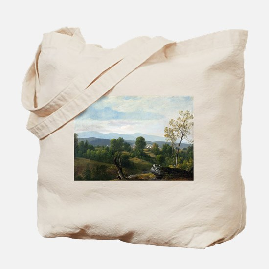 Asher Brown Durand A View of the Valley Tote Bag