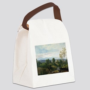 Asher Brown Durand A View of the Canvas Lunch Bag