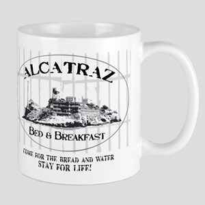 ALCATRAZ BB Mugs