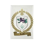 AYOTTE Family Crest Rectangle Magnet